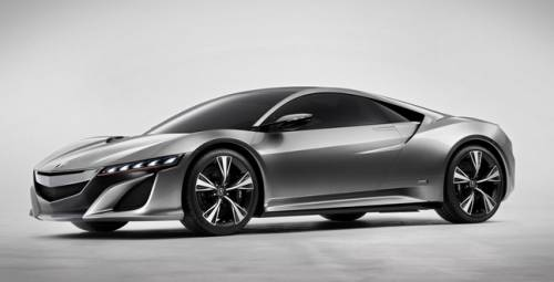 Acura concepts 2013