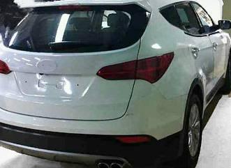 Hyundai Santa Fe 2013 модельного года