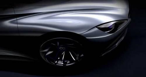 Первый показ состоится на Женевском автосалоне в марте 2012 года