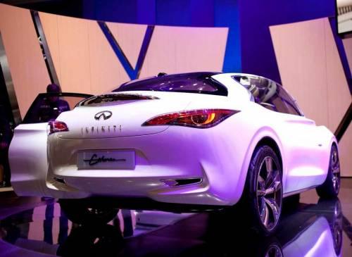Infiniti построит хэтчбек на платформе Mercedes-Benz