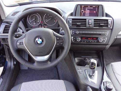 Салон BMW 1-й серии