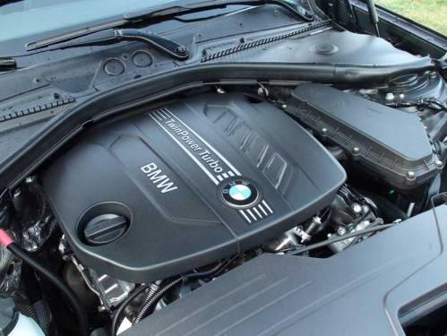 Двигатель BMW 1-й серии