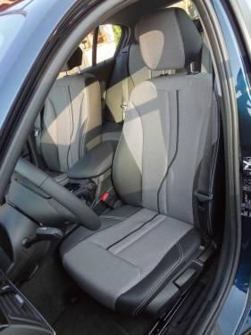 Сиденья водителя в BMW 1-й серии
