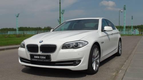 Тест-драйв BMW 530d