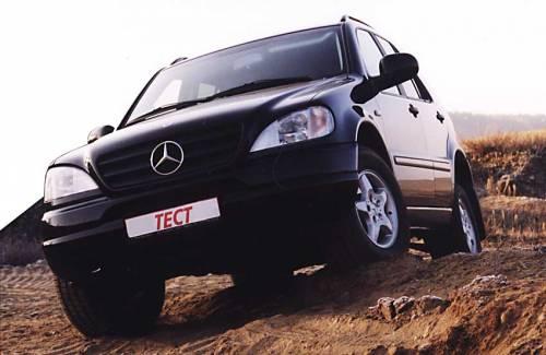 Длительный тест Mercedes-Benz ML 270 CDi