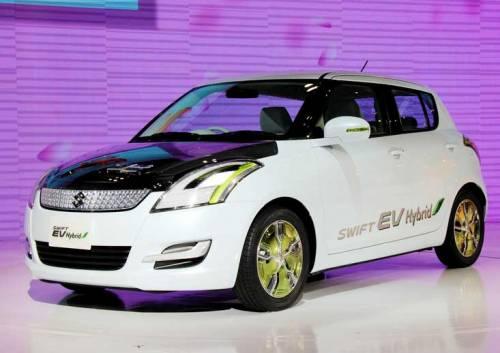 Suzuki Swift Hybrid EV