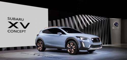 Электрификации собственных моделей автомобилей Subaru