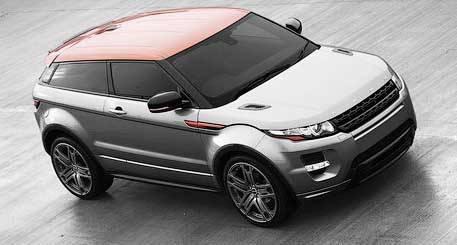 Range Rover Evoque Project Kahn