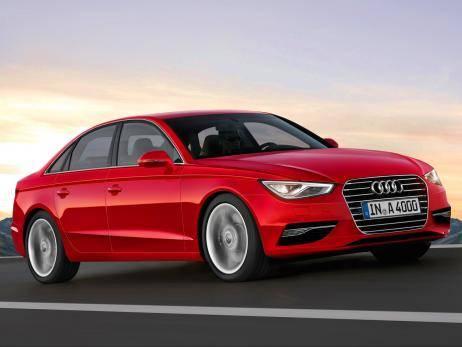 Audi A4 в 2014-м году предложит новые технологии