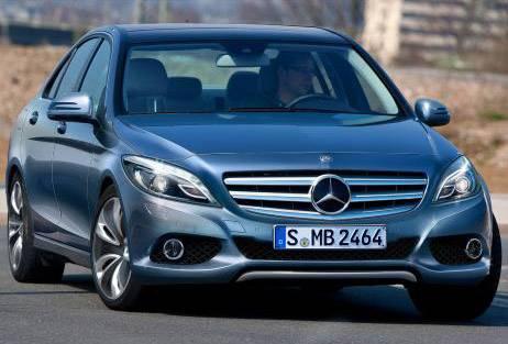 Mercedes-Benz C-класса в 2014-м году станет еще спортивнее