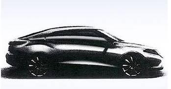 Новый Saab 9-3 следующего поколения