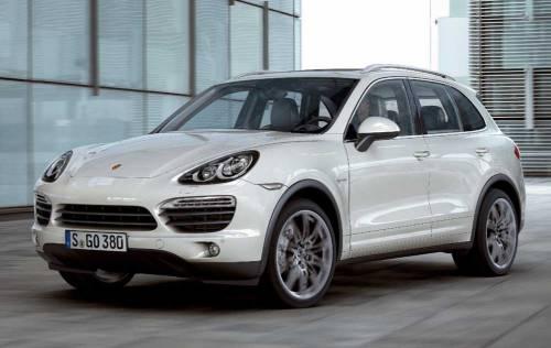 Porsche отзывает 100 тысяч кроссоверов Cayenne