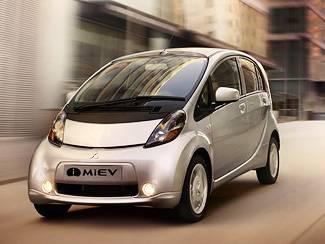 Mitsubishi продала в России все электрокары i-MiEV