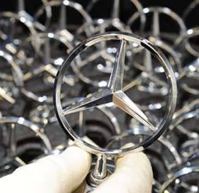 Завод Mercedes в России