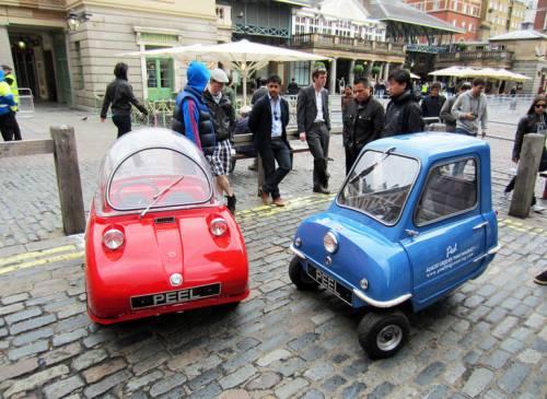 Самый маленький в мире автомобиль пустят в серийное производство