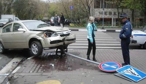 Женщины паркуются лучше, чем мужчины