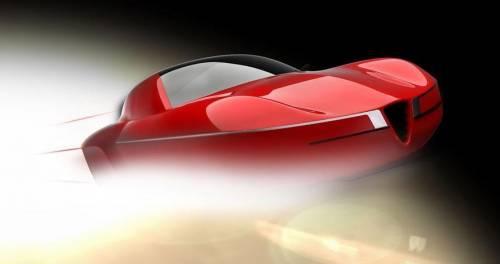 Итальянцы привезут на автосалон в Женеве «летающую тарелку»