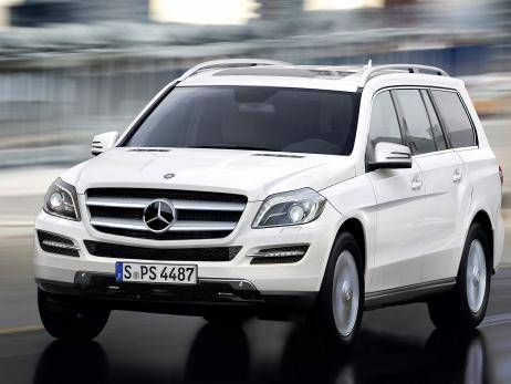 Mercedes-Benz GL появится уже в этом году