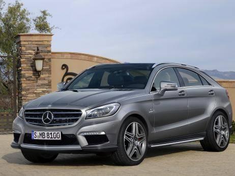 Mercedes-Benz MLC выйдет на рынок в 2014 году
