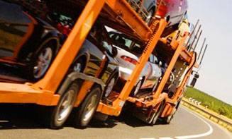 Импорт легковых автомобилей
