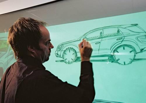 """Бывший дизайнер Volvo приступил к работе над внешностью """"Лады"""""""