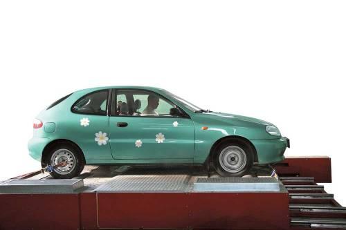 Проверка на стенде показала: мощность и крутящий момент двигателя после промывки выросли