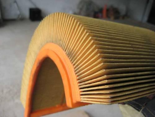 Зимой воздушные фильтры забиваются меньше из-за отсутствия пыли