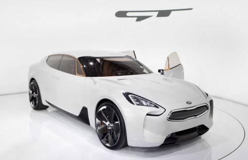 Семейство Kia GT получит купе и универсал