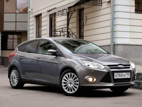 Ford Focus стал лучшим в классе по версии EuroNCAP