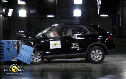 Audi Q3 Euro NCAP