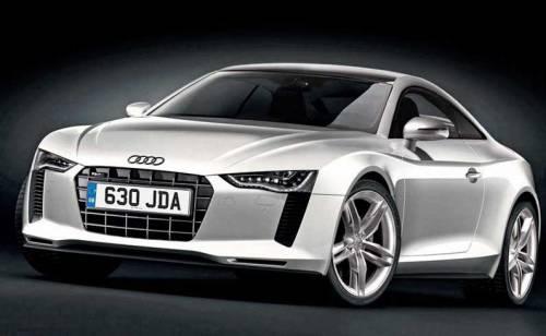 Audi TT весом в одну тонну: диета для спорткупе