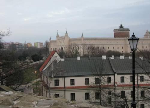Старый город. Польша