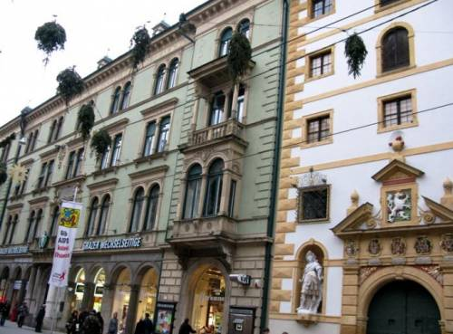 Австрийский городок Грац