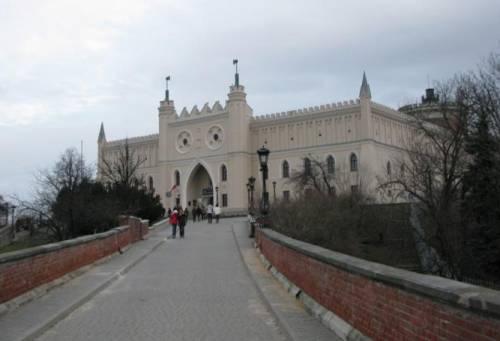 Королевский дворец. Польша
