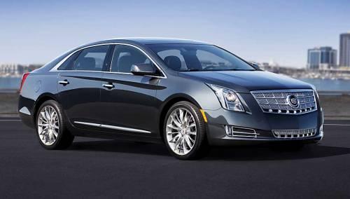 На моторшоу в Лос-Анджелесе состоялась премьера Cadillac XTS
