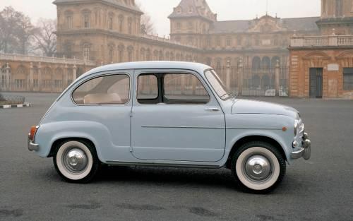 Fiat 600, 1955–1969