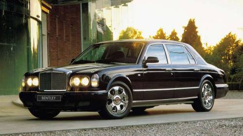 Bentley Arnage Red Label, 2000