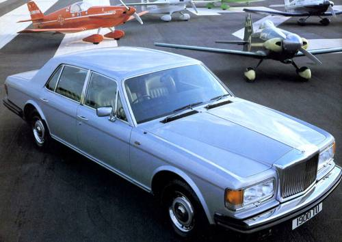 Bentley Mulsanne, 1980–87